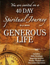 40 Day Generous Life Devotional APP
