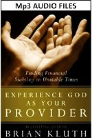 Experience God as Your Provider