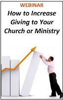 How to Increase Giving to your Church or Ministry